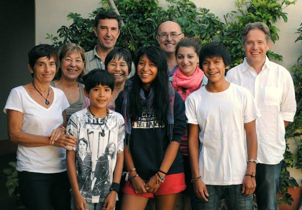 Les familles franceses
