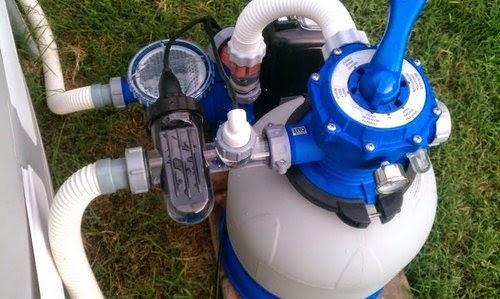 Intex Pool Plumbing : Intex pool pump