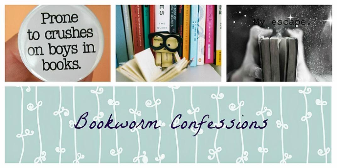 A bookworm confessions