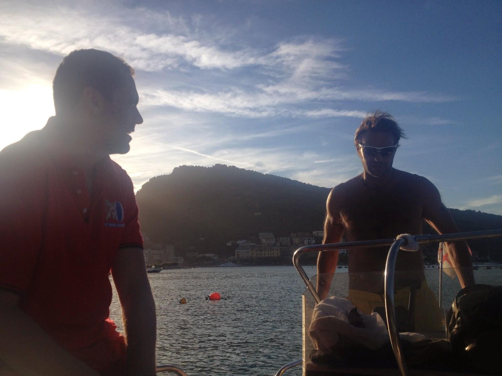 un tranquillo week end di mare... a portovenere