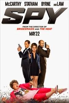 Sinopsis Film Spy (Film Bioskop Terbaru 2015)