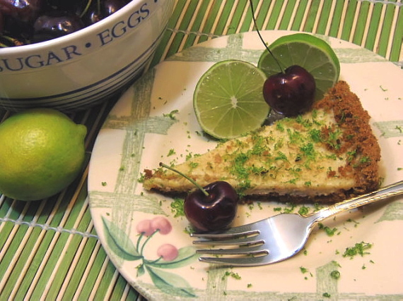 Key Lime Tart Recipe