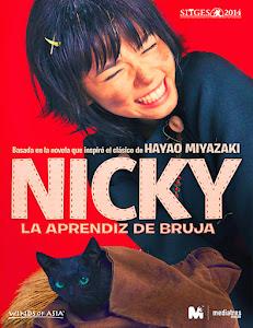 Majo no takkyûbin (Nicky, la aprendiz de bruja)