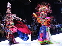 Stack Of Macaroons Ejff 2013 - Jember Fashion Carnaval