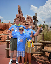 Thumbs Up for Big Thunder Mountain!