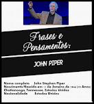 John Piper-Mensagens e Frases