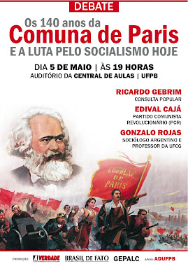 Cartaz Evento UFPb