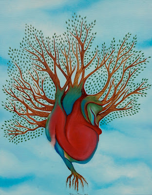 Sacred Heart of the Earth by Tanya Torres