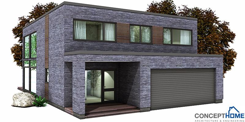 Australian house plans contemporary home ch149 for Modern house design budget