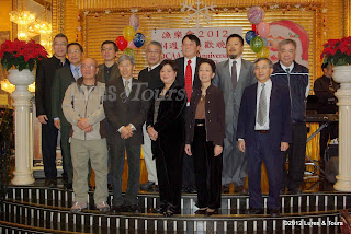 image Ontario Chinese Angler Association Board at OCAA 2012 Awards Gala