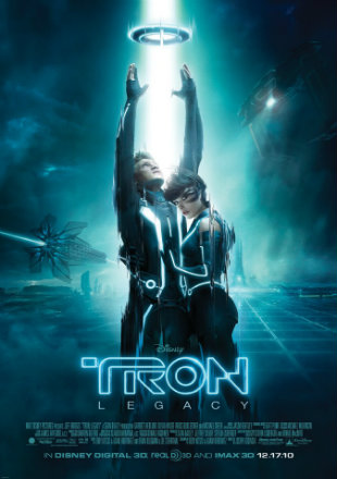 TRON: Legacy 2010 Dual Audio 720p BluRay x264 [Hindi – English] ESubs