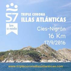 TRIPLE CORONA ILLAS ATLÁNTICAS