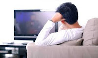 Watching TV Increase Risk of Heart Attack