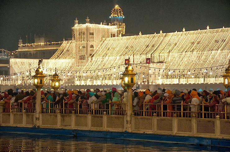 golden temple diwali wallpaper - photo #30