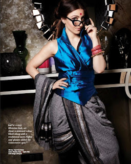 Soha Ali Khan Looks Fabulous Spicy for FILMFARE Magazien Augus 2015 Issue