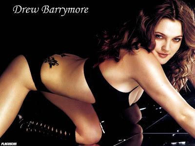 hot drew barrymore wallpapers. Drew Barrymore Hot Wallpaper