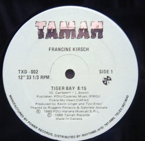 Francine Kirsch Tiger Bay