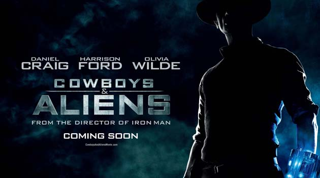 Cowboys & Aliens 2011 Official Trailer