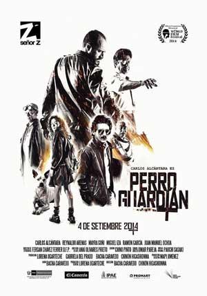PERRO GUARDIÁN (2014) Ver Online - Español latino