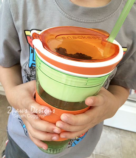 Snackeez All-in-One Snacking Solution