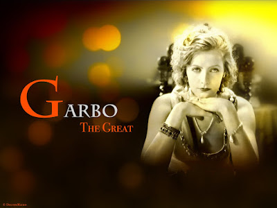 Greta Garbo Wallpaper