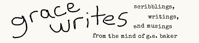 grace writes