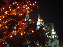 Beautiful Temple Square