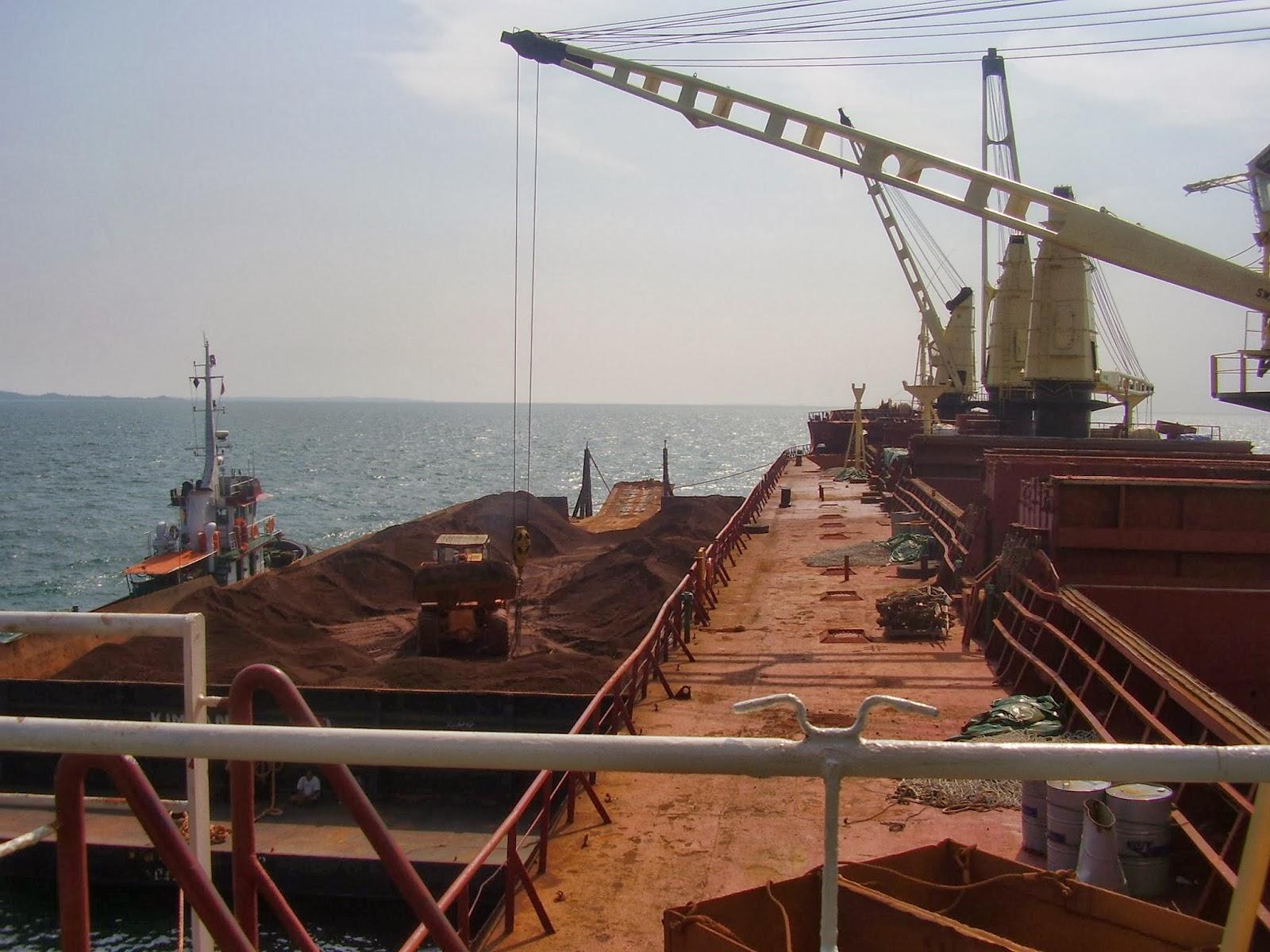 P & I Pre Shipment Survey for Coal Batu Bara