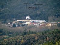 Aproximació fotogràfica a la població de Gualba