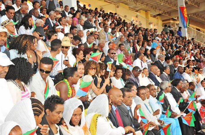 Image result for PICTURES OF Eritrea's Independence