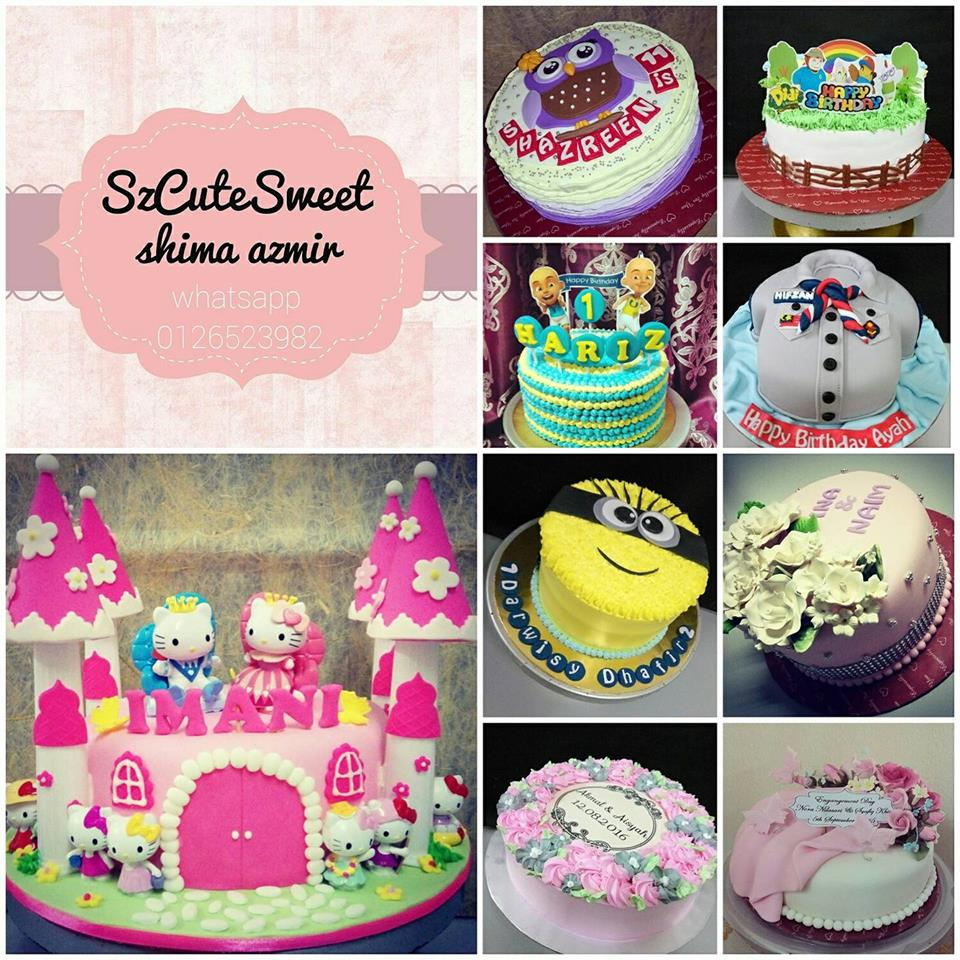 Szcutesweet Cake Design