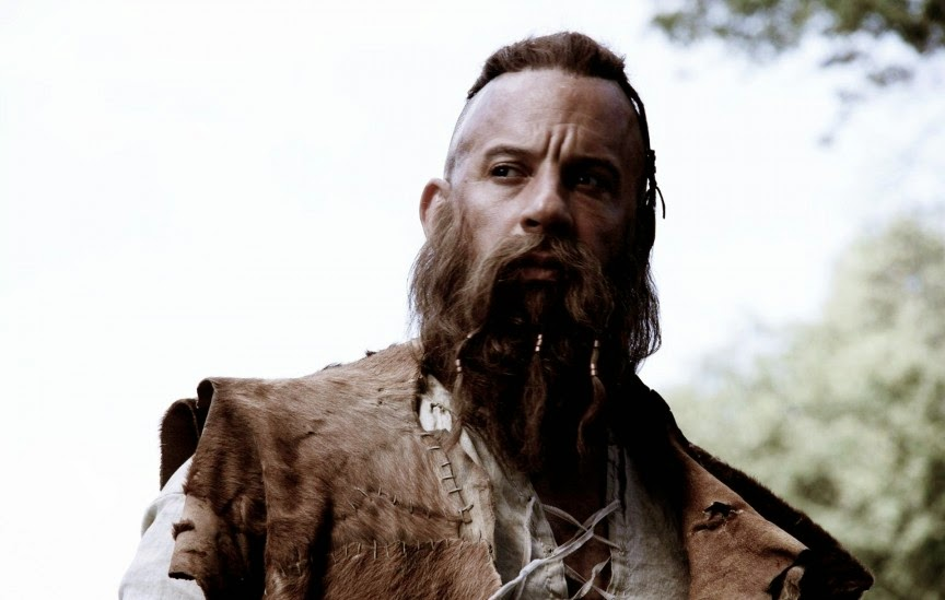 Vin Diesel em 'The Last Witch Hunter'