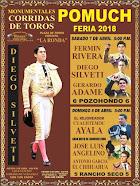 Rivera, Silveti, Adame, El Chihuahua, Angelino y Ayala, anunciados en Pomuch, 7 y 8/04.