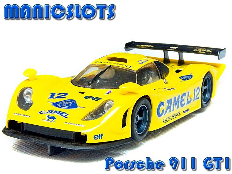 manicslots 39 slot cars and scenery slot soul porsche 911 gt1. Black Bedroom Furniture Sets. Home Design Ideas