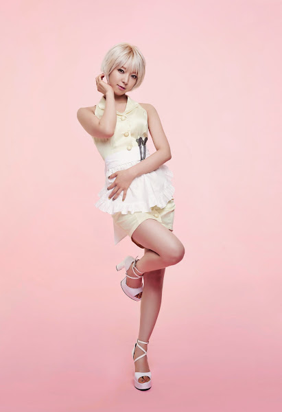 AoA Choa Short Hair Concept
