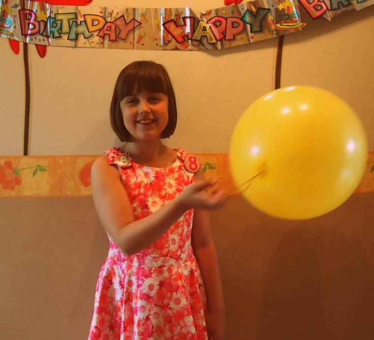 23/06 Silent Sunday: Birthday Girl
