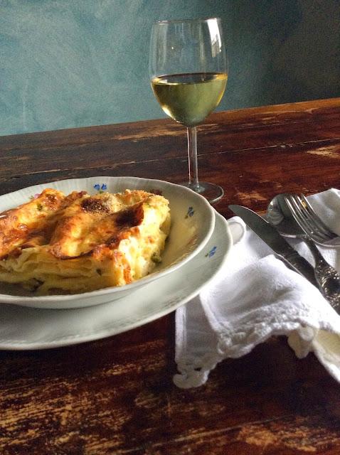 Lasagne al forno classiche con besciamella e ragù by Cool Chic Style Confidential
