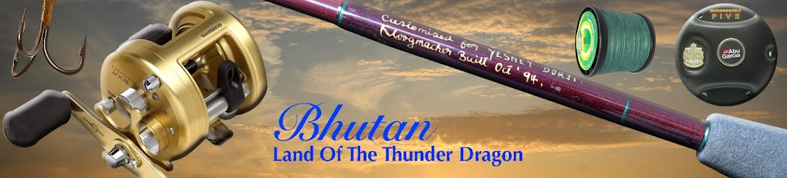 Bhutan Land Of The Thunder Dragon