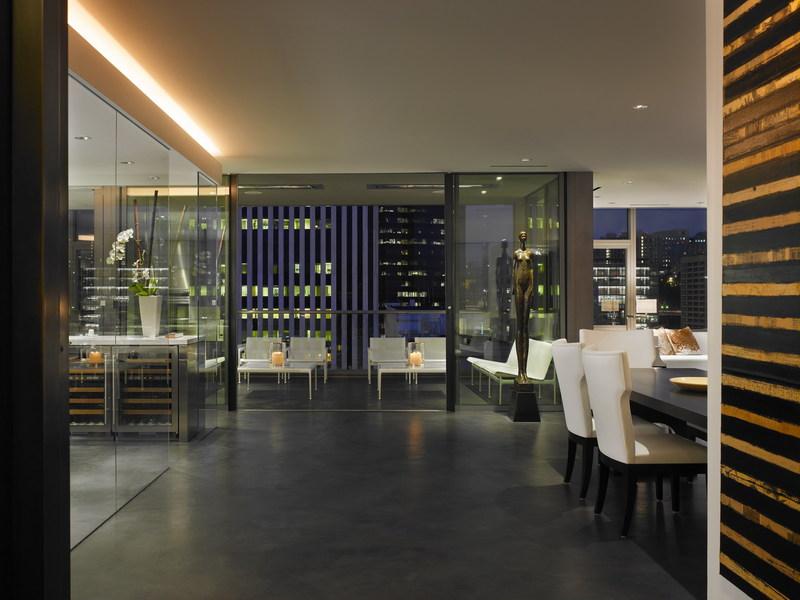 Modern home designs loft transparente en seattle - Loft cetatuia loft transparent en roumanie ...
