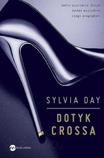 "3. ""Dotyk Crossa"" Sylvia Day"