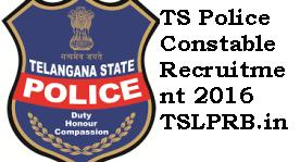 TSLPRB Police Constable 2016 Online Application Form tslprb.in - Express news