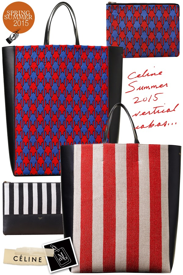 myMANybags: C¨¦line Summer 2015 Bags, Shoes And Accessories