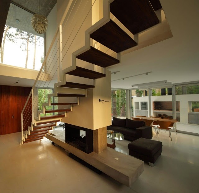 Image Gallery Modern Stairs Photo