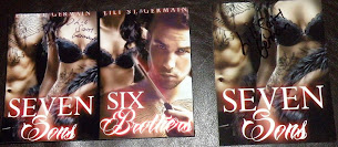 SIGNED SWAG - LILI ST GERMAIN GIVEAWAYS