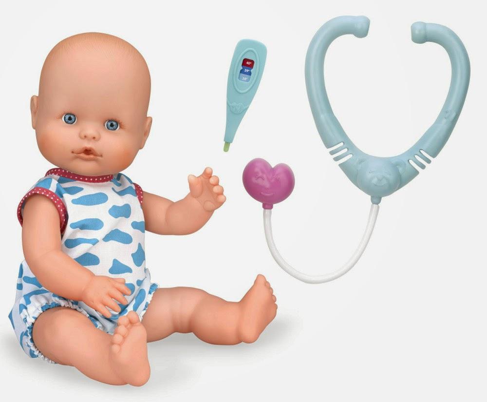 TOYS : JUGUETES - NENUCO : cuidados médicos Producto Oficial 2015 | Famosa 700010315 | A partir de 1 año