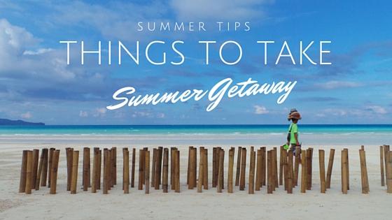 Summer Tips: Gadget Travel Essentials