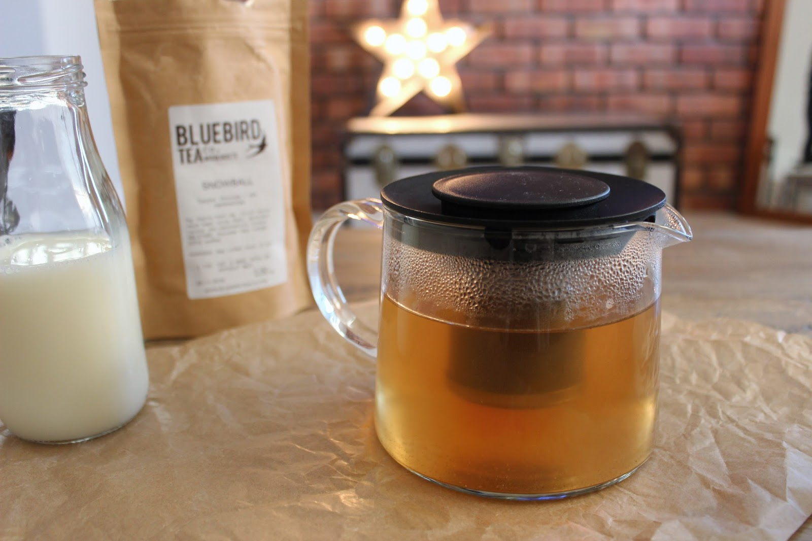 bluebird co christmas tea