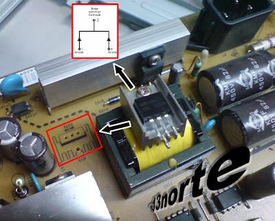 MBR1060CTL en 22LD350