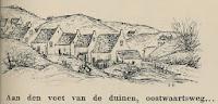 waar het hutje stond van de Blankenbergse heks.