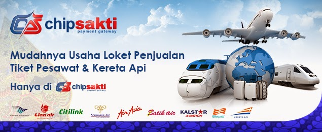 Peluang Usaha Loket Penjualan Tiket Pesawat